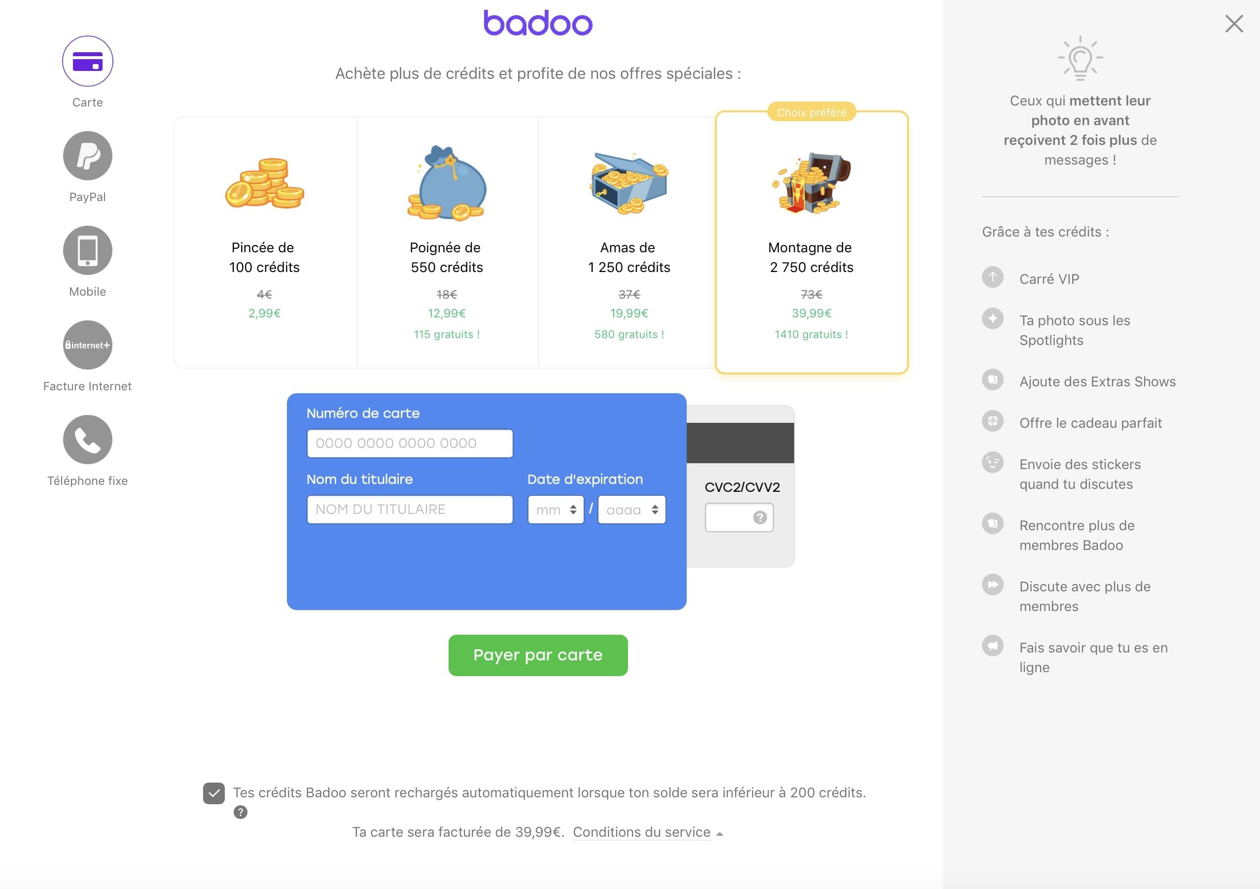 Badoo badoo 3