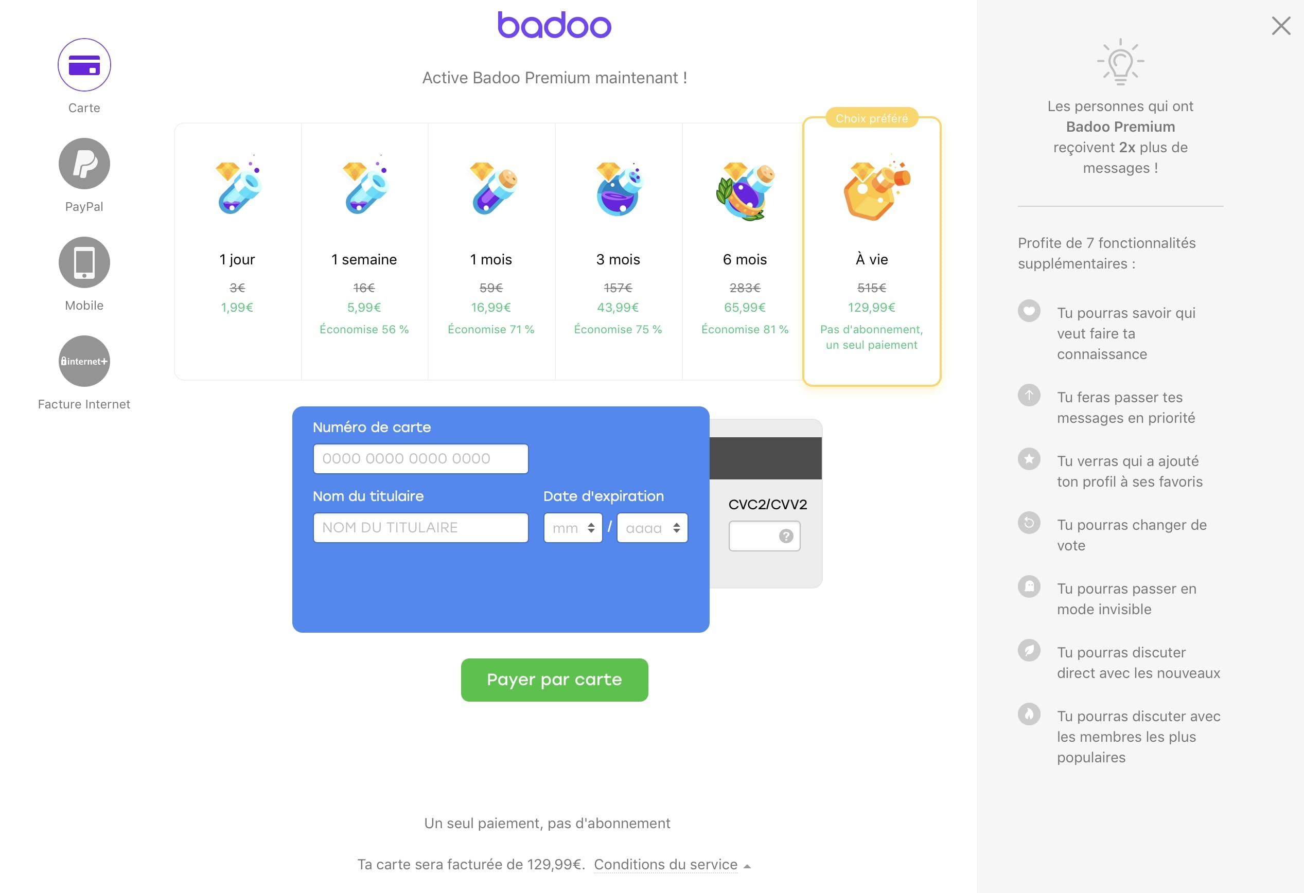 Badoo badoo 5